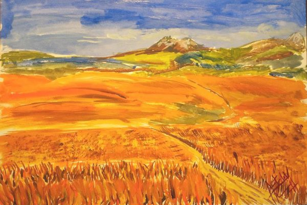 Golden-Fields-of-Kazakhstan-2014,-watercolour,-41-by-31-cm-(Copy)